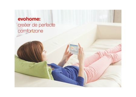 everhome draadloos thermostaat systeem